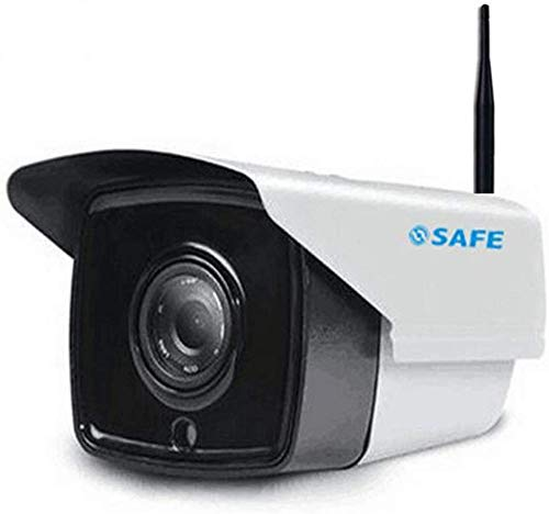 Bewakingscamera's Outdoor-bewakingscamera wireless waterdicht, wifi-kop mobiele telefoon computer bewakingscamera WiFi Monitor HD-sonde