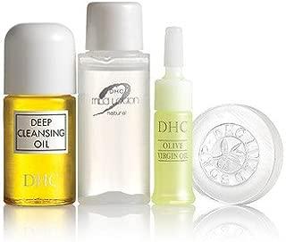 DHC Olive Essentials 4-Piece Travel Set