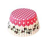 BESTonZON Fodere per Cupcake Focaccina per Cupcake Tazze per Dolci da Forno Resistente all...