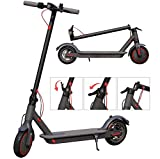 Digital Techno Electric Scooter Foldable Full UK Warranty - 25KM/H Disc Brakes UK