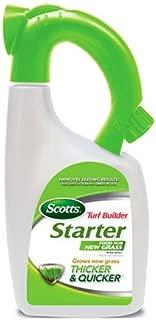 Scotts 23100 Turf Builder Starter Food for New Grass Ready-Spray, 32 fl oz, 1