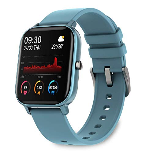 LIGE Smart Watch with Heart Rate Sleep Monitor All-Day Activity Tracking IP67 Waterproof Smart Bracelet Compatible with Android iOS Phones for Women Men