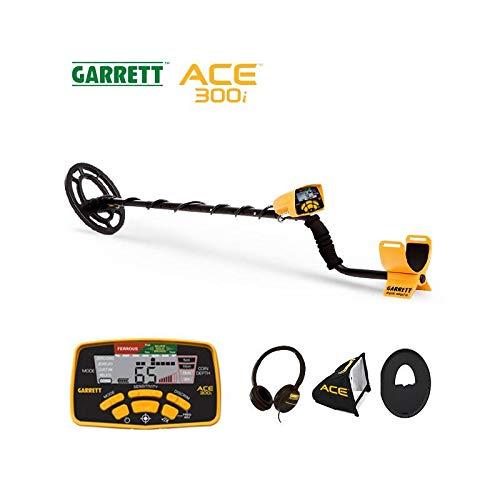 Garrett ACE 300i Metal Detector Cercametalli, Cuffie