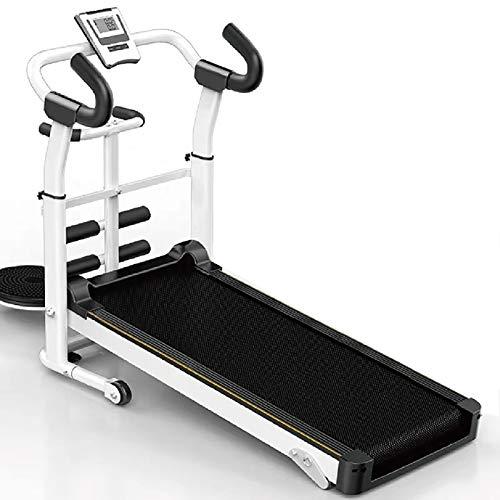 Das Faltbare Mechanische Laufband, Die Stoßdämpfende Laufmaschine Und Die Verstellbaren Armlehnen Können in 3 Stufen, Unterteilt Werden Die Maximale Belastung Beträgt 120 Kg A
