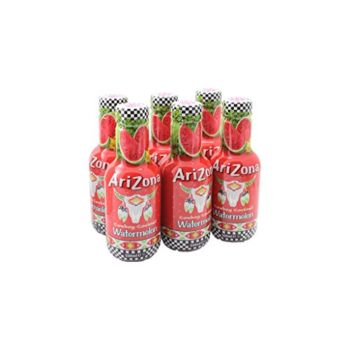 Arizona Watermelon Juice 50cl (pack de 6)