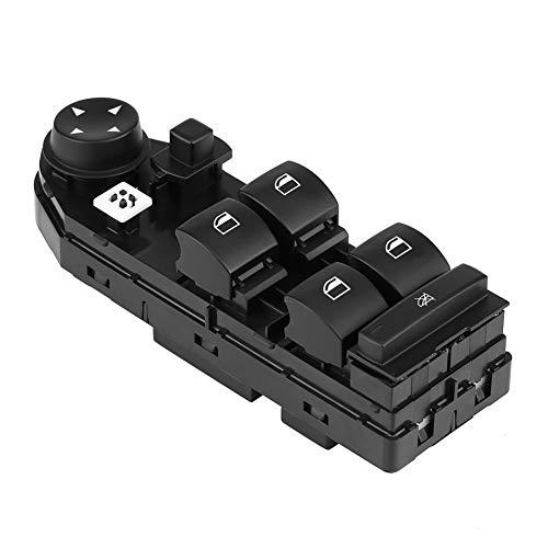 KSTE Interruptor de la Ventana Principal del vehículo del Coche Energía Eléctrica Compatible with B-M-W E83 X3 61313414354