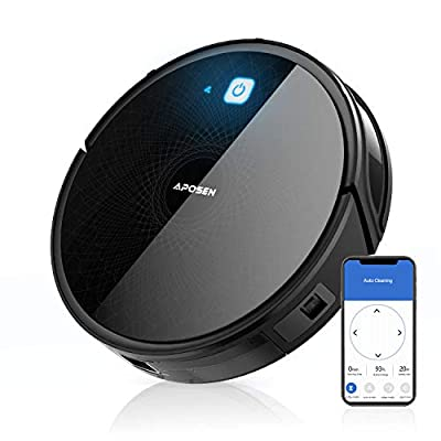 Robotic Vacuum Cleaner for home-02