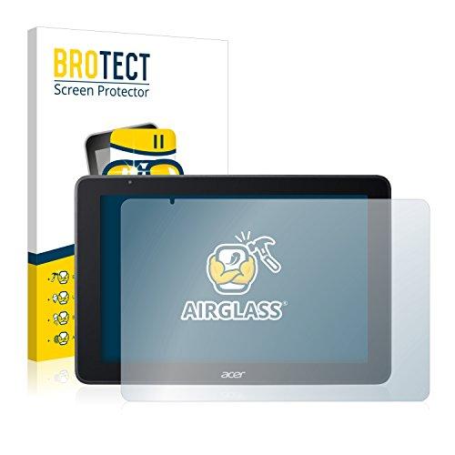 brotect Pellicola Protettiva Vetro Compatibile con Acer One 10 S1003 Schermo Protezione, Estrema Durezza 9H, Anti-Impronte, AirGlass