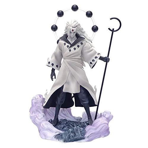 Uchiha Madara Figura Model Naruto Estatua Juguetes