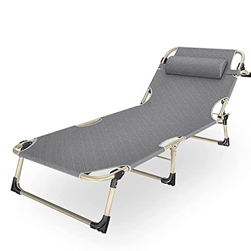 AMAFS Outdoor Zero Gravity Lounge, sedia pieghevole da giardino, ampia 60,8 cm, con cuscino, lettino da spiaggia e ufficio, supporto fino a 199,6 kg festival