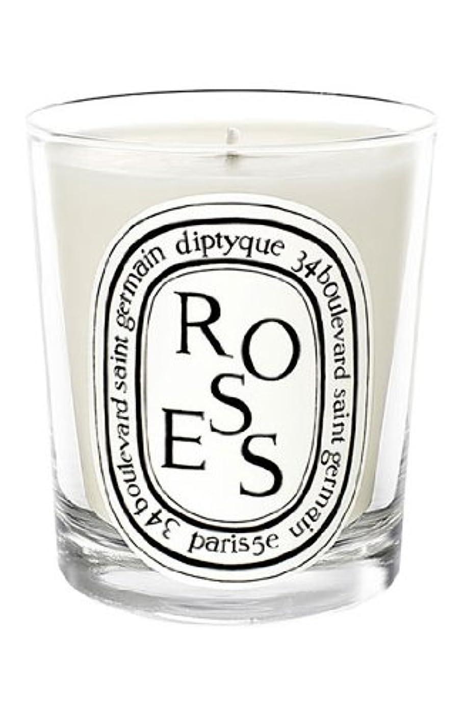 素晴らしさ自宅で要旨Diptyque - Roses Candle (ディプティック ロージーズ キャンドル) 70 g