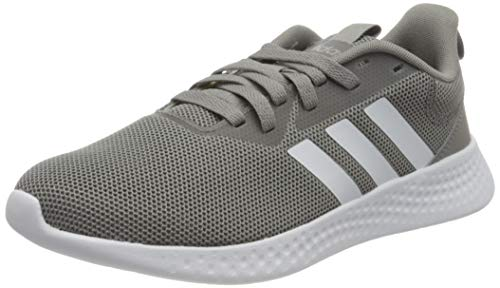 adidas Puremotion Men, Scarpe da Corsa Uomo, Dove Grey/Ftwr White/Grey Two f17, 42 EU