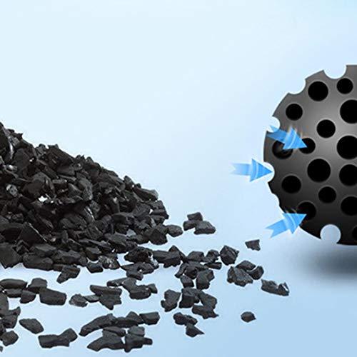 fghdfdhfdgjhh 1 Unids Hogar Purificar Filtros de Hervidor Activado Carbón Filtros de Agua Cartucho Dispositivo de Limpieza Saludable para Brita Lanzador de Agua