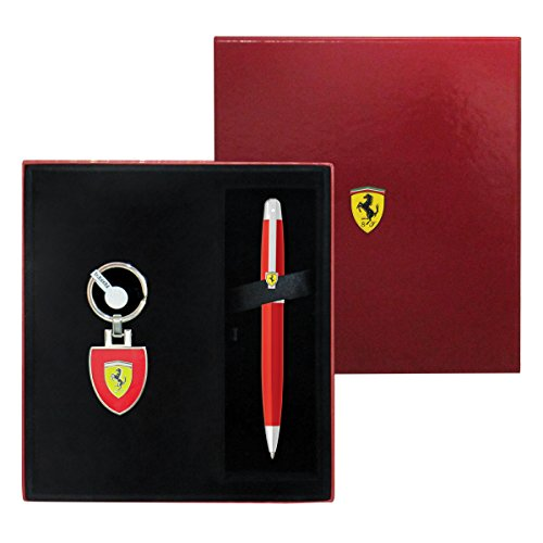 Sheaffer Scuderia Ferrari 500 sleutelhanger en balpen