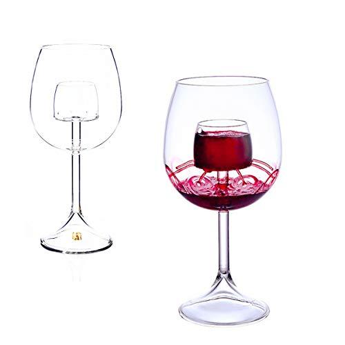 Copa de vino tinto vino aireación copas de vino decantador de vino de vidrio aireador decantador de vino viene con función de sobering