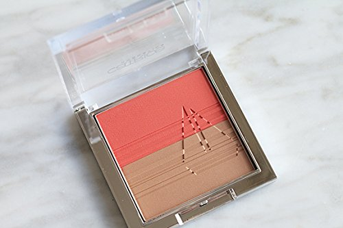 Catrice Cosmetics limitierte Edition Travelight Story Poudre de Soleil und Blush Nr. C01 FROM DUSK TILL DAWN, 7 g, 0,24 Oz.