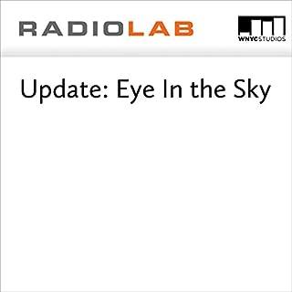 Update: Eye In the Sky  audiobook cover art
