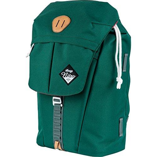 """Nitro Cypress sportiver Daypack Rucksack für Uni & Freizeit, Streetpack mit gepolstertem 15"""" Wide Laptopfach & Seesacktunnelverschluss, Überschlagdeckel, Ponderosa, 28 L"""