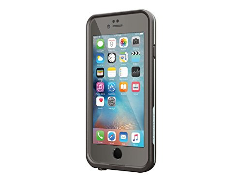LifeProof Fre   Funda sumergible para Apple iPhone 6/6s, color gris