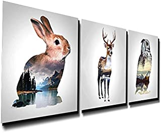 Best abstract rabbit painting Reviews