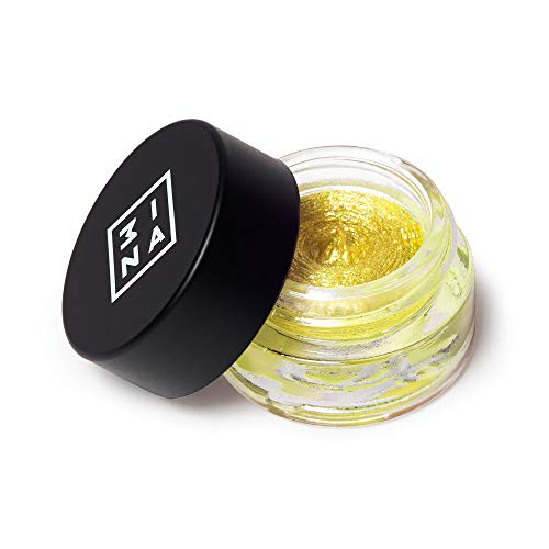 3INA MAKEUP -The Cream Eyeshadow 301-Lidschatten glitzer- Lidschatten langanhaltend- Einfache Anwendung- Wasserdicht Lidschatten-Keine Parabene-Vegane-Tierversuchsfreie kosmetik- 3 ml