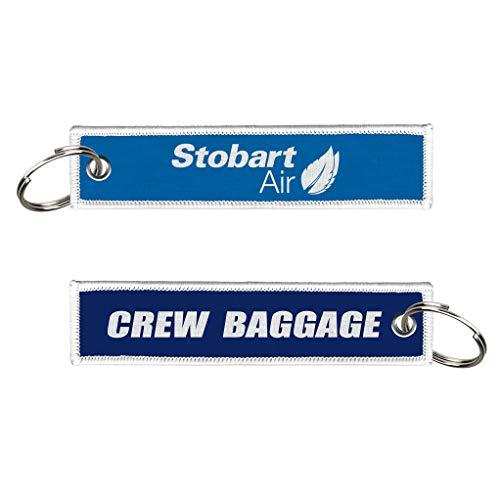 Stobart Air Crew - Llavero tejido
