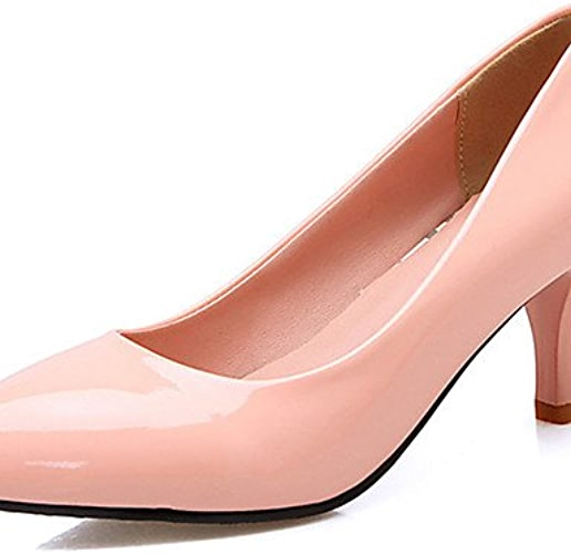 Ggx femme Chaussures Stiletto Talon Bout Pointu à enfiler Pompe Plus de couleur disponibles