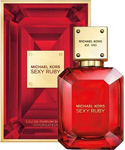 Michael Kors Eau de Parfum - Fragancia en espray para ella (50 ml, incluye bolsa de regalo)