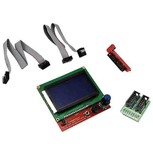 Controller per stampa autonoma 3D con display grafico - FT1147 - By Futuragroup