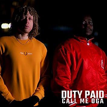 Call me Oga