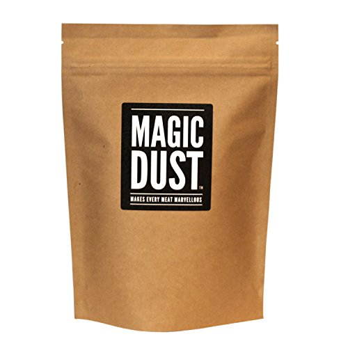 "Magic Dust - Condimento para todos los usos, barbacoa y marinado seco – de ""Nifty Kitchen"" – Paquete grande (225 gr)"