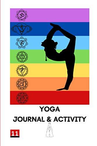 YOGA: JOURNAL AND ACTIVITY (NAMASTE)