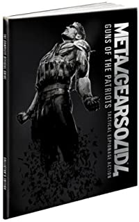 Metal Gear Solid 4: Guns of the Patriots -- Limited Edition Collector's Guide: Prima Official Game Guide (Prima Official Game Guides)