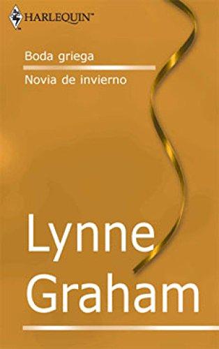 Boda griega/Novia de invierno (Libro de Autor)