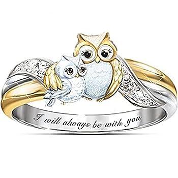 Best owl rings for women Reviews