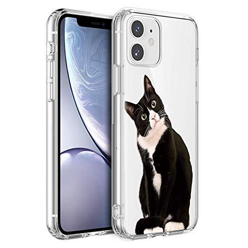 ZhuoFan für Samsung Galaxy A21S 4G Hülle, Silikon Transparent Clear Schutzhülle mit Muster Handyhülle Ultra Dünn Slim Stoßfest Slim TPU Cover für Samsung Galaxy A21S 4G [6.5