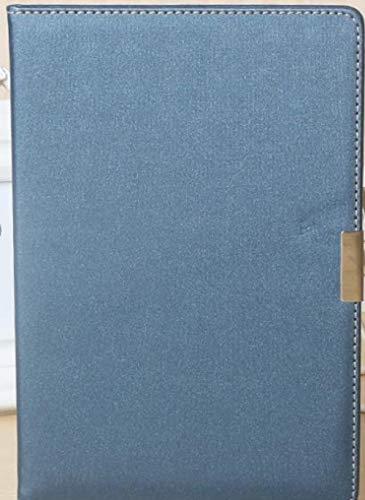 Notizbuch LGFSG Klassisches Hardcover-Schreibheft für Büroschulen, feiner Verbandplaner A5-Notizbuch Werbegeschenke, Blau, 14,1 20,6 cm