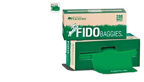 Fido House Pet Waste Bag Case Of 10