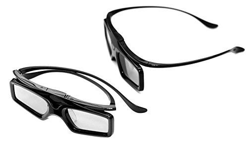 "3D-RF Advance Brillen \""Power Light\""   Funk 3D Brille für Hi-Shock® 3D-RF Advance System"