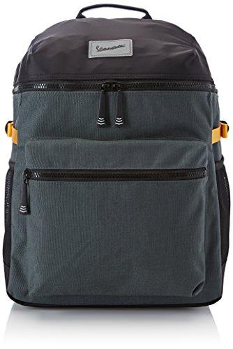 Vespa Footwear Unisex-Erwachsene Holiday Rucksack, Grau (Grigio e Nero 9899), 31x40x15 cm
