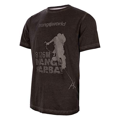Trangoworld NP-Climb Camiseta, Hombre, Negro, L