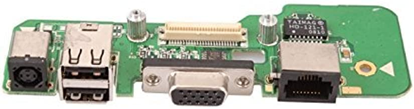 LotParts. DC Power Jack with Modem Network Port USB Board for Dell 1545, Compatible P/N: 48.4AQ03.011, 48.4AQ03.021 (48.4AQ03.C11,) (48.4AQ03.C21) 48.4AQ23.0SB, 48.4AQ20.0SB (48.4AQ20.011,) 00835 ,00829 (DR1 08530-1, DR1 08530-2) PB12A