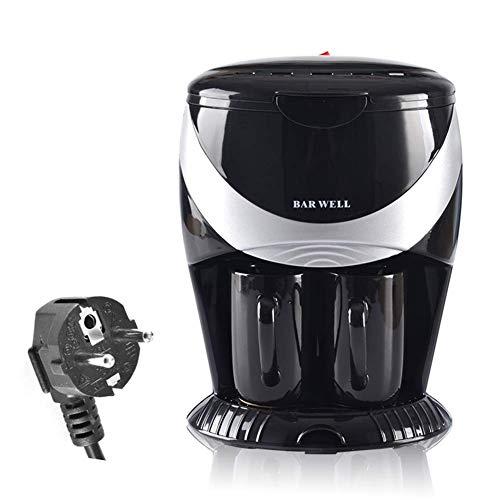 LLDKA huishouden kleine koffiemachine machine Amerikaanse automatische koffiemachine filter rood theefilter Biscalix