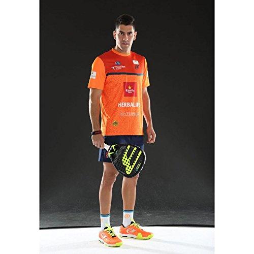 Camiseta BullPadel Trebu Maxi Sanchez (M