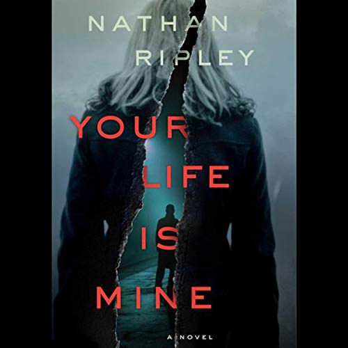 Your Life Is Mine audiobook cover art