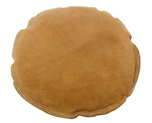 Jewellers Leather Sandbag Round Sack (10 Inches)