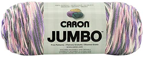 Caron 294009-9011 Jumbo Print Yarn - Easter Basket