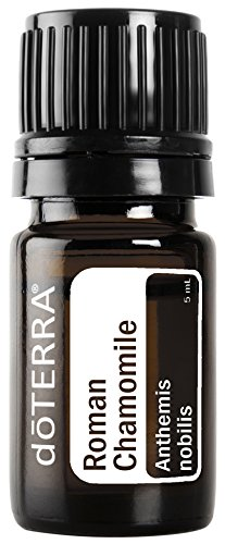 Doterra - Roman Chamomile Essential Oil - Promotes Calming And Soothing Effect On Skin, Mind, And Body, May Help Support Healthy Immune System Function; For Diffusion, Internal, Or Topical Use - 5 Ml