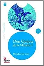 Don Quijote de la Mancha I + CD (Leer en Espanol: Level 3) (Spanish Edition)