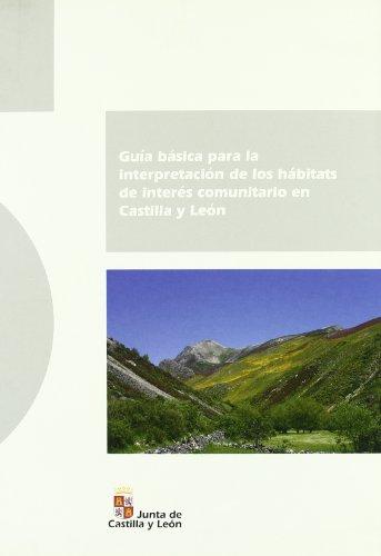Guía básica para la interpretación de los hábitats de